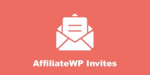 AffiliateWP Invites