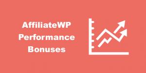 AffiliateWP Performance Bonuses