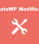 AffiliateWP Modification